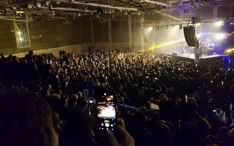 Thompson održao spektakularan koncert u Poličniku