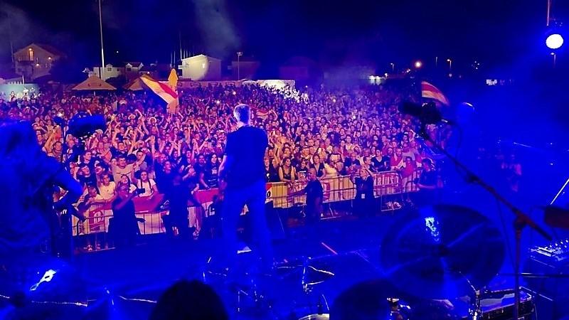 Svečana proslava Dana državnosti uz Thompsona u Tribunju; na koncertu i brojni Hrvati iz Njemačke
