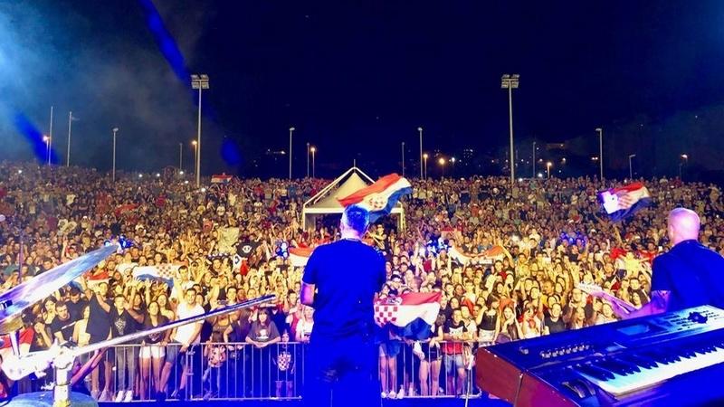 Thompson održao veliki koncert u Solinu